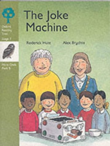 9780199194735: Oxford Reading Tree: Stage 7: More Owls Storybooks: Joke Machine
