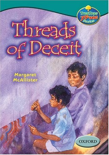 9780199196555: Oxford Reading Tree: Levels 15-16: Treetops True Stories: Threads of Deceit