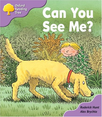 9780199196722: Oxford Reading Tree: Stage 1+: First Phonics: Can You See Me?
