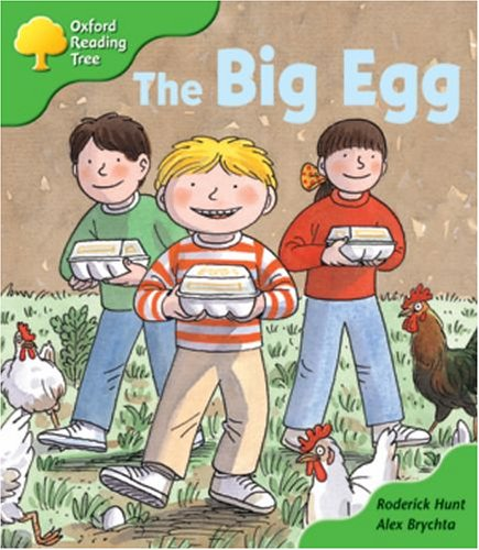 9780199196791: Oxford Reading Tree: Stage 2: First Phonics: The Big Egg