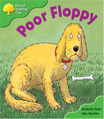 9780199196807: Oxford Reading Tree: Stage 2: First Phonics: Poor Floppy
