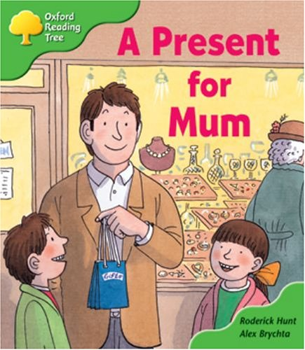 9780199196838: Oxford Reading Tree: Stage 2: First Phonics: a Present for Mum