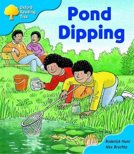 9780199196890: Oxford Reading Tree: Stage 3: First Phonics: Pond Dipping