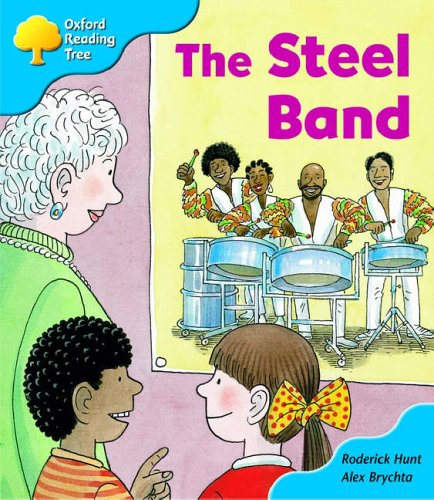 9780199196920: Oxford Reading Tree: Stage 3: First Phonics: the Steelband