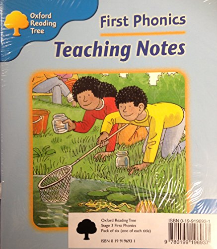 9780199196937: Oxford Reading Tree: Stage 3: First Phonics: Pack (6 books, 1 of each title)