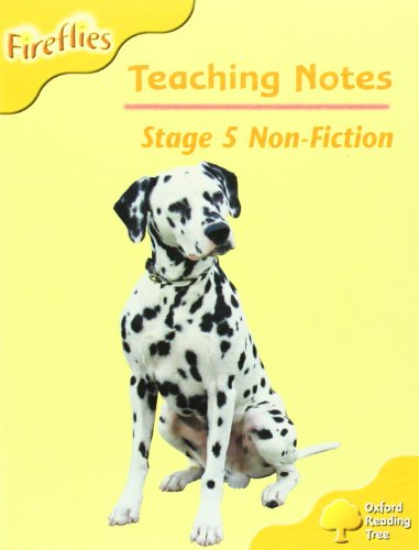 9780199197606: Oxford Reading Tree: Stage 5: Fireflies: Pack (6 books, 1 of each title)
