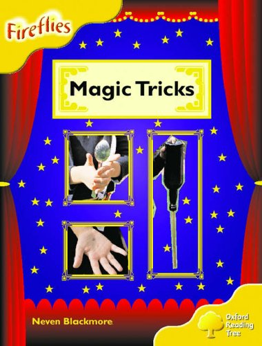 9780199197675: Oxford Reading Tree: Stage 5: Fireflies: Magic Tricks