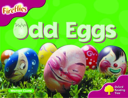 9780199198214: Oxford Reading Tree: Stage 10: Fireflies: Odd Eggs