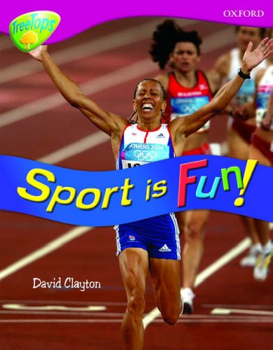 9780199198467: Oxford Reading Tree: Level 10: Treetops Non-Fiction: Sport Is Fun!