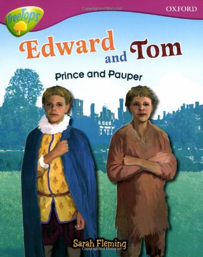 9780199198481: Oxford Reading Tree: Level 10: Treetops Non-Fiction: Edward and Tom: Prince and Pauper