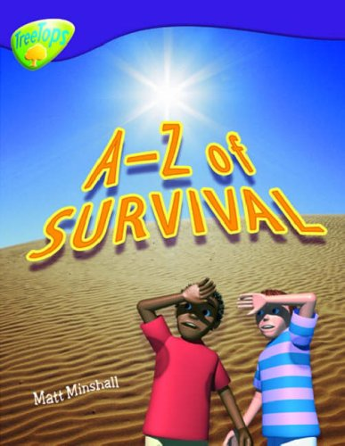 9780199198542: Oxford Reading Tree: Level 11: Treetops Non-Fiction: A-Z of Survival