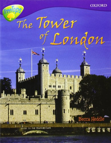 9780199198559: Oxford Reading Tree: Level 11:Treetops Non-Fiction: The Tower of London