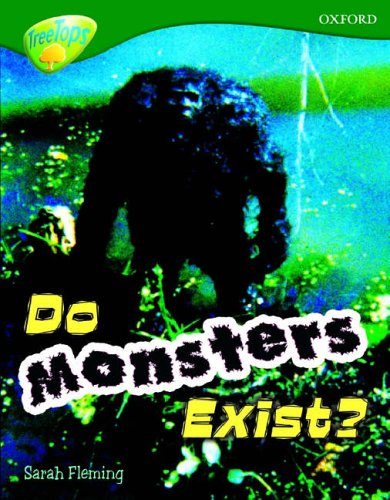 9780199198627: Oxford Reading Tree: Level 12: Treetops Non-Fiction: Do Monsters Exist?
