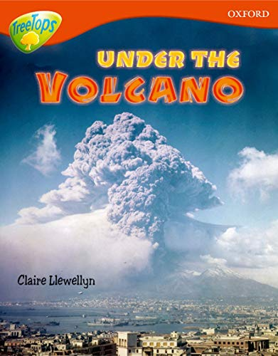 9780199198733: Oxford Reading Tree: Level 13: Treetops Non-Fiction: Under the Volcano