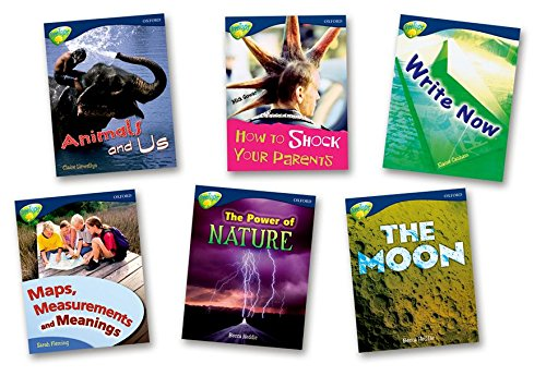 9780199198788: Oxford Reading Tree: Level 14: Treetops Non-Fiction: Pack (6 books, 1 of each title)