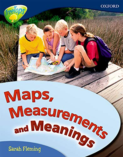 9780199198832: Oxford Reading Tree: Level 14: Treetops Non-Fiction: Maps, Measurements and Meanings