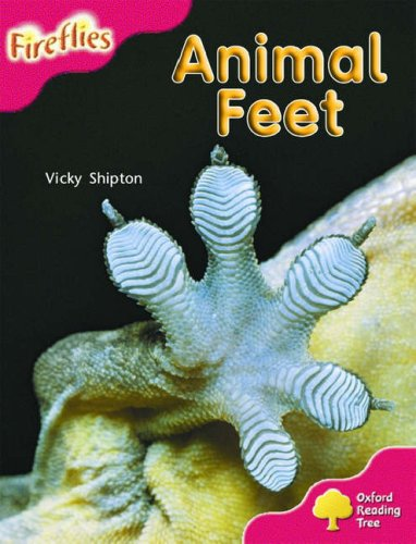 9780199199396: Oxford Reading Tree: Stage 4: More Fireflies: Pack A: Animal Feet