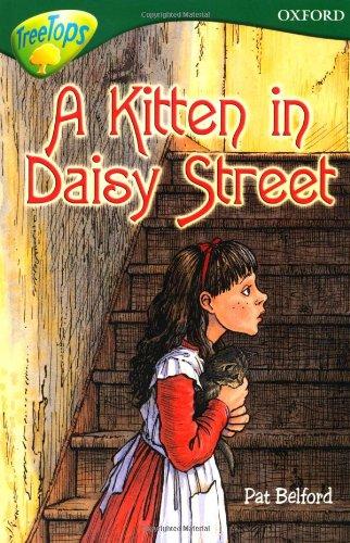 9780199199846: Oxford Reading Tree: Level 12:TreeTops More Stories B: A Kitten in Daisy Street (Treetops Fiction)