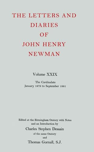 Letters and Diaries of John Henry Newman,: Newman, John Henry;