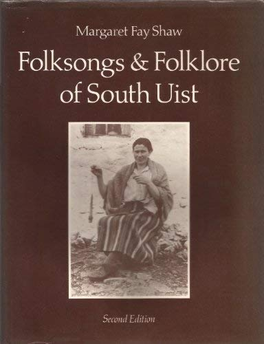 9780199200856: Folk-songs and Folklore of South Uist