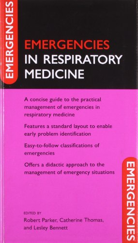Emergencies in Respiratory Medicine (Emergencies In Series)