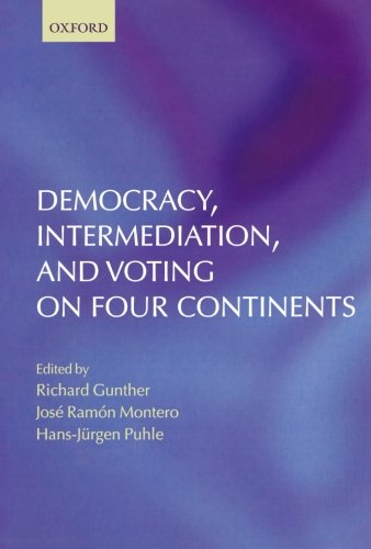 9780199202843: Democracy, Intermediation, and Voting on Four Continents