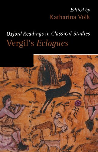 9780199202942: Vergil's Eclogues (Oxford Readings in Classical Studies)