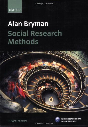 9780199202959: Social Research Methods