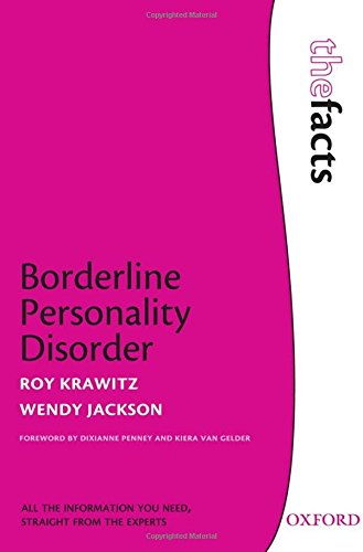 9780199202966: Borderline Personality Disorder (The Facts Series)