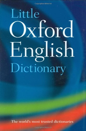 9780199202980: Little Oxford English Dictionary