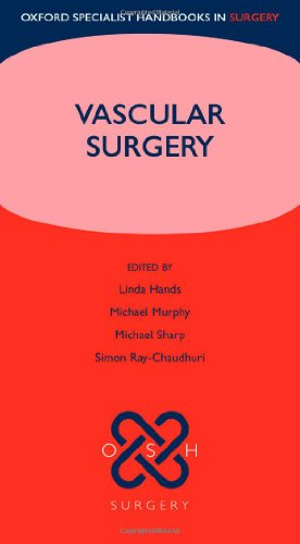 9780199203086: Vascular Surgery (Oxford Specialist Handbooks in Surgery)