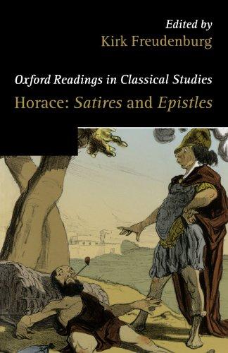 Horace: Satires and Epistles.: FREUDENBURG, K.,