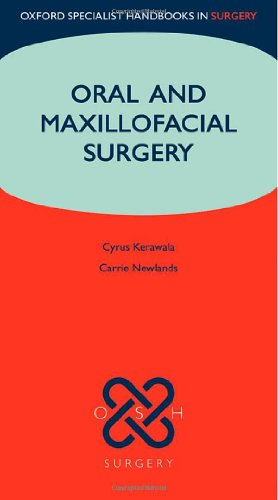 9780199204830: Oral and Maxillofacial Surgery (Oxford Specialist Handbooks in Surgery)