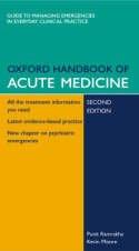 9780199204984: OXFORD HANDBOOK OF ACUTE MEDICINE.