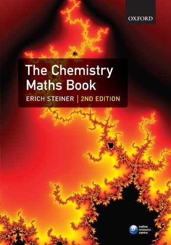 9780199205356: The Chemistry Maths Book
