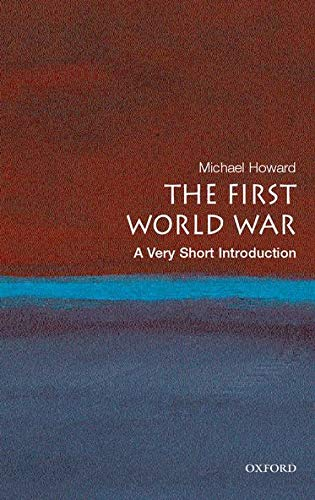 9780199205592: The First World War: A Very Short Introduction (Very Short Introductions)