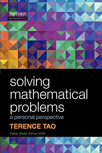 9780199205608: Solving Mathematical Problems: A Personal Perspective