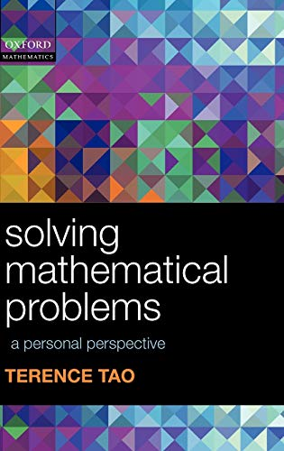 9780199205615: Solving Mathematical Problems: A Personal Perspective