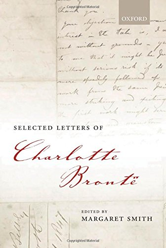 9780199205875: Selected Letters of Charlotte Brontë