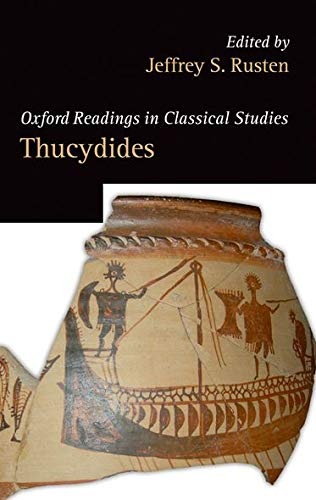 9780199206193: Thucydides (Oxford Readings in Classical Studies)