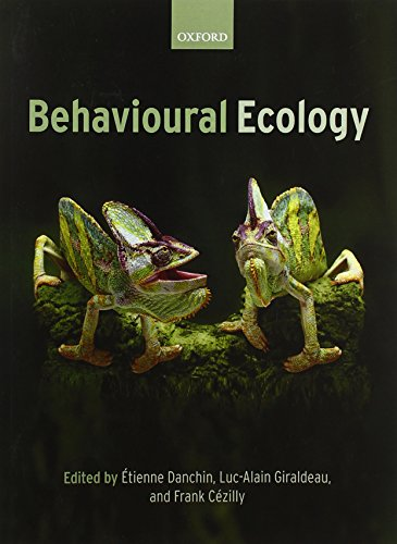 9780199206292: Behavioural Ecology