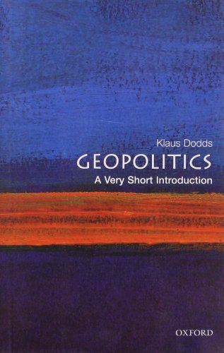 9780199206582: Geopolitics: A Very Short Introduction
