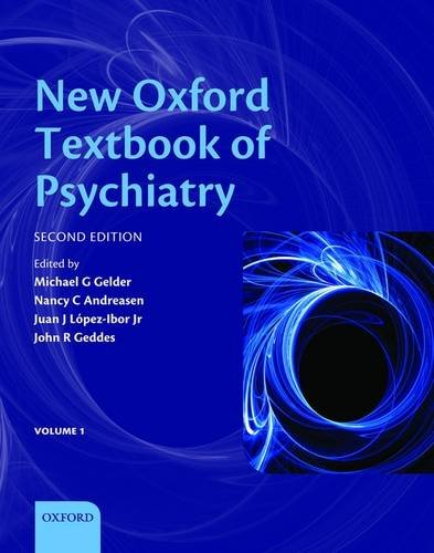 9780199206698: New Oxford Textbook of Psychiatry