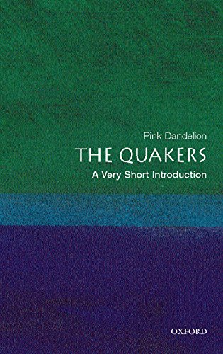 9780199206797: The Quakers: A Very Short Introduction (Very Short Introductions)