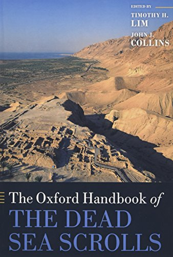 9780199207237: The Oxford Handbook of the Dead Sea Scrolls