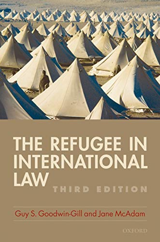 9780199207633: The Refugee in International Law