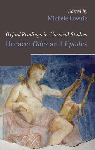 9780199207695: Horace: Odes and Epodes (Oxford Readings in Classical Studies)