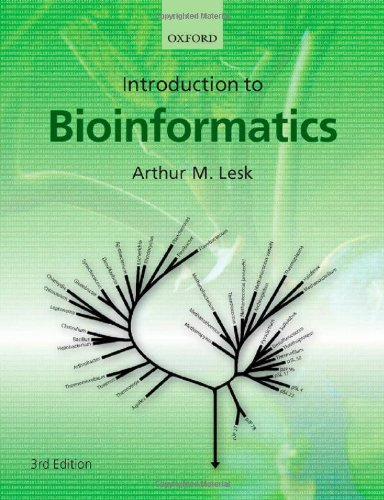 9780199208043: Introduction to Bioinformatics
