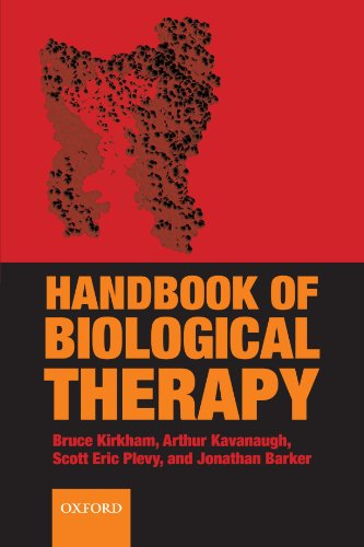 9780199208166: The Handbook of Biological Therapy