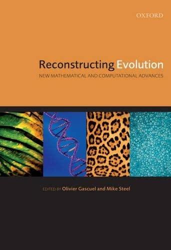 9780199208227: Reconstructing Evolution: New Mathematical and Computational Advances